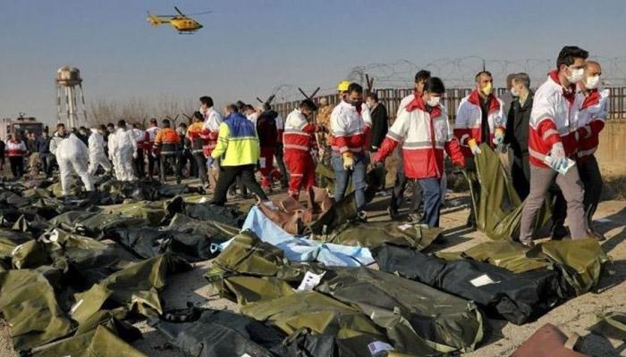 واکنش جاستین ترودو، بازماندگان قربانیان و دولت ایران به گزارش سرنگونی هواپیمای اوکراینی