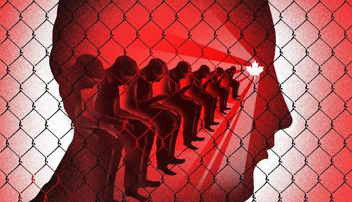 گزارش تکاندهنده امروز دیدهبان حقوق بشر و سازمان عفو بینالملل از وضعیت بازداشتگاههای مهاجرتی در کانادا