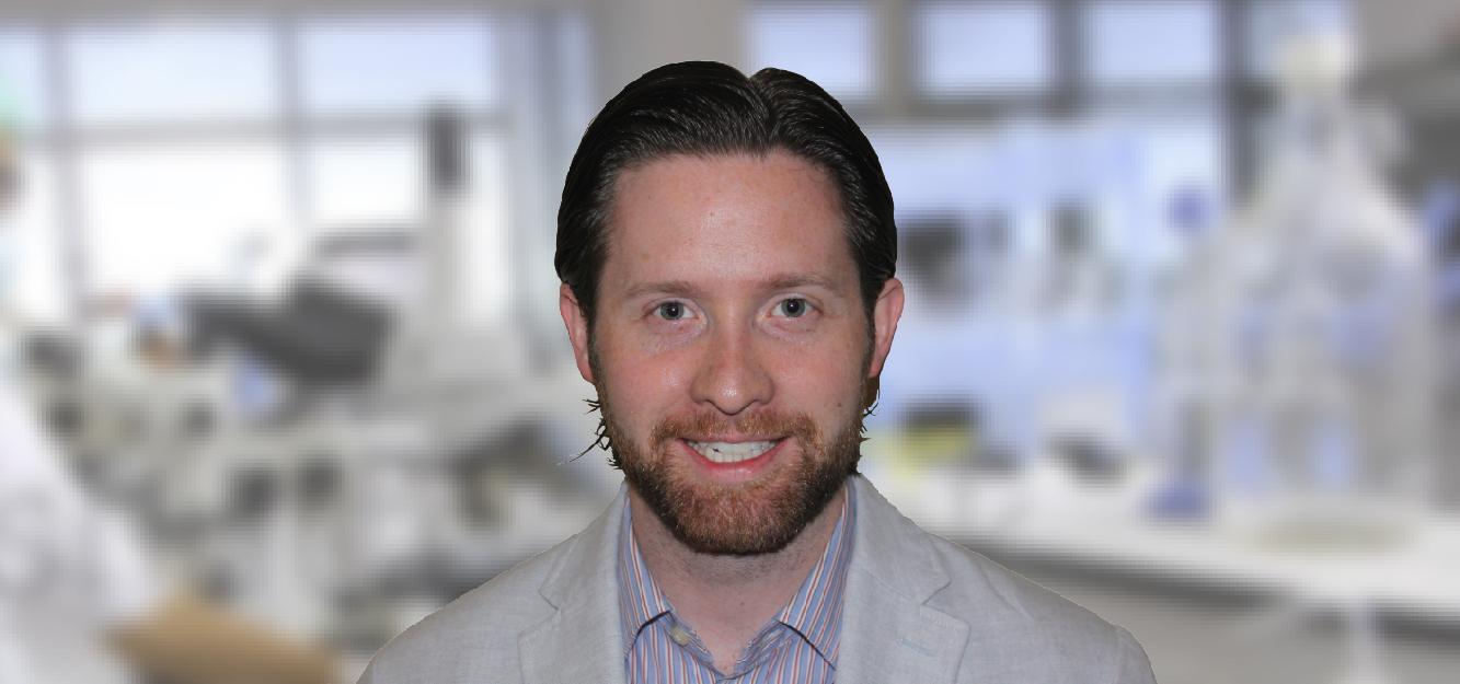 آقای Matthew Miller، استادیار بیماریهای عفونی و ایمنیشناسی در دانشگاه مکمستر
