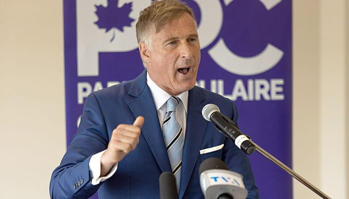 گزارش آتش از نظرات تند و افراطی حزب مردم کانادا درباره اقتصاد، مهاجرت، محیط زیست، آزادی بیان و کرونا