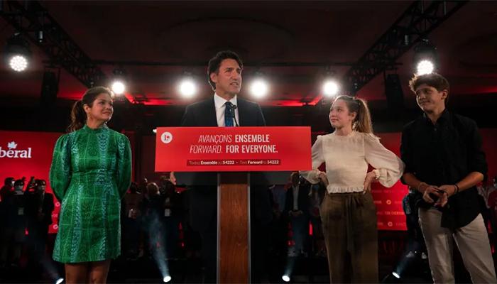 جاستین ترودو نخستوزیر ماند و لیبرالها با یک دولت اقلیت دیگر، به قدرت بازگشتند